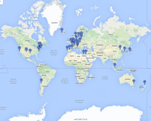 IIPC World Map
